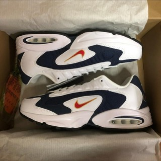NIKE - 28.5cm NIKE AIR MAX TRIAX 96 USA