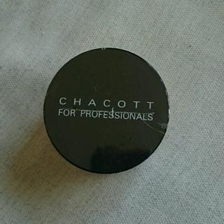 チャコット(CHACOTT)の未使用 CHACOTT  パウダー(フェイスパウダー)