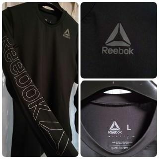 リーボック(Reebok)のReebok/アンダーシャツ/長袖/men's L/新品(トレーニング用品)