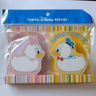 Disney - ダッキーメモ レア ディズニーリゾート