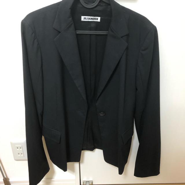 Jil Sander(ジルサンダー)のjil sander テーラードジャケット メンズのジャケット/アウター(テーラードジャケット)の商品写真