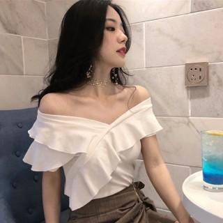 ZARA - 韓国風 オルチャン 大人可愛い ブラウス