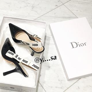 Christian Dior - ★最終価格★jadior  Dior ディオール パンプス 34 正規品