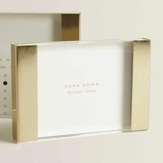 ザラホーム(ZARA HOME)のZARAHOME写真立てフォトフレーム(フォトフレーム)