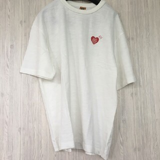 A BATHING APE - GIRLS DON'T CRY× HUMAN MADE Tシャツ