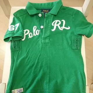 POLO RALPH LAUREN - ラルフローレン ポロシャツ 100センチ