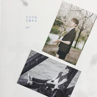 防弾少年団(BTS) - 🌈花様年華pt.1  韓国版&日本仕様アルバム購入特典トレカ ジン JIN