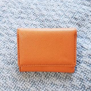 新品、未使用ミニ折り財布