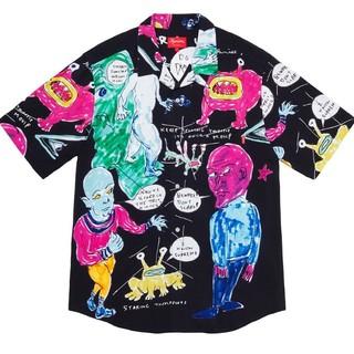 シュプリーム(Supreme)のSupreme / Daniel Johnston Rayon  Shirt(シャツ)