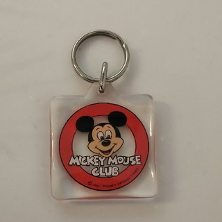 Disney - ディズニー キーホルダー レトロ ミッキー