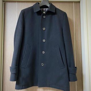 ブラックレーベルクレストブリッジ(BLACK LABEL CRESTBRIDGE)のブラックレーベルクレストブリッジ ウール混コート(ステンカラーコート)