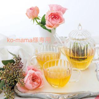 ローラアシュレイ(LAURA ASHLEY)のティーセット ガラス 耐熱(グラス/カップ)