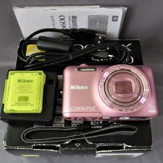 Nikon - 美品自撮り12倍ズームコンデジ WiFi・バリアングル液晶搭載