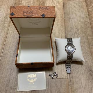 エムシーエム(MCM)のMCM エムシーエム レディース腕時計 リストウォッチ シルバー ステンレス(腕時計)