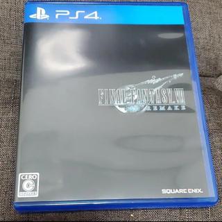 PlayStation4 - ファイナルファンタジー7リメイク ps4