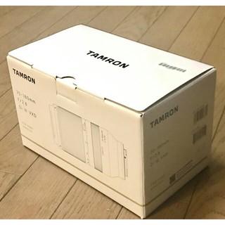 TAMRON - 【新品 未開封】タムロン 70-180mm F/2.8 ソニーEマウント用