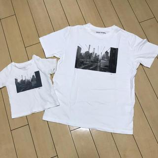 BEAMS - beams 親子お揃いTシャツ