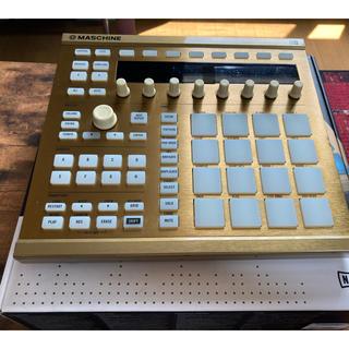 Native Instruments Maschine Mk2(MIDIコントローラー)