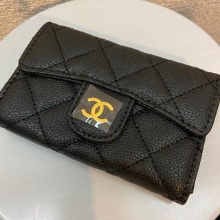 CHANEL ミニ財布
