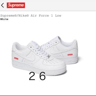 Supreme - 新品未使用 Supreme®/Nike® Air Force 1 Low