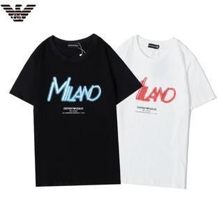 Emporio Armani - 【2枚8000円送料込み】Emporio Armani ロゴ プリント Tシャツ