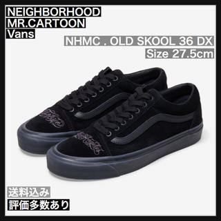 ネイバーフッド(NEIGHBORHOOD)の【27.5】VANS×NEIGHBORHOOD×MR CARTOON(スニーカー)