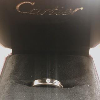Cartier - カルティエ  リング 14号