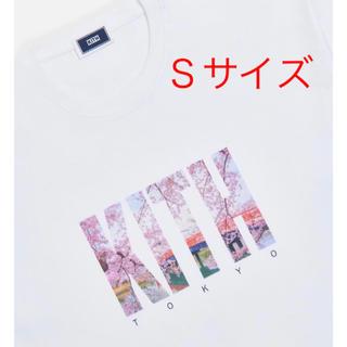 KITH Tokyo Landmark Tee S キス 東京オープン記念T(Tシャツ/カットソー(半袖/袖なし))