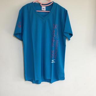 ミズノ(MIZUNO)の新品☆諏訪湖マラソン Tシャツ(非売品)(Tシャツ(半袖/袖なし))