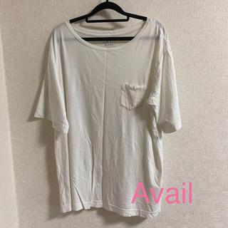 Avail - ロングTシャツ トップス Tシャツ Avail アベイル しまむら