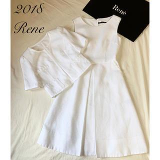 René - Rene♡ 2018年 サマーセットアップスーツ