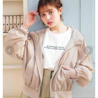 イング(INGNI)の(新品)イング ベーシック ロゴロングTシャツ(Tシャツ(長袖/七分))