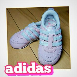 アディダス(adidas)のadidasベビーシューズ!110サイズ(その他)