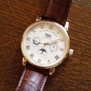 【レアな逸品‼️】メンズ時計自動巻き、ゴールド