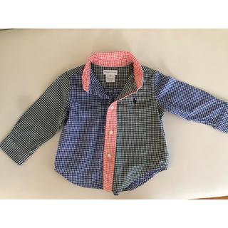 Ralph Lauren - Ralph Lauren 男の子 シャツ 12ヶ月