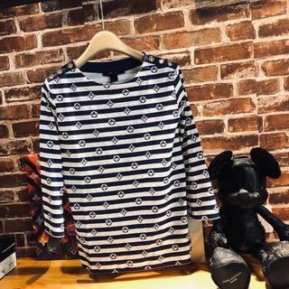 ルイヴィトン(LOUIS VUITTON)の20SS☆ルイヴィトン☆LVエスカル マリニエールTシャツ(Tシャツ(長袖/七分))
