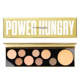 MAC - MAC アイシャドウパレット power hungry