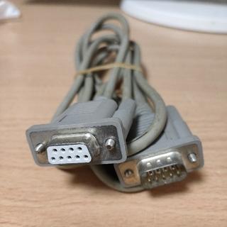 シリアル端子ケーブル 電子工作用PICマイコンとパソコンの接続など(PC周辺機器)