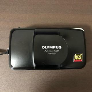 オリンパス(OLYMPUS)のオリンパス OLYMPUS ミュー  パノラマ(フィルムカメラ)