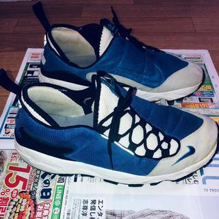 NIKE - ★NIKE AIR FOOTSCAPE フットスケープ ブルー 青 28センチ★