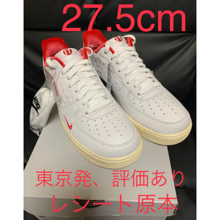 NIKE - KITH x NIKE AIR FORCE1 LOW 27.5cm フォース1