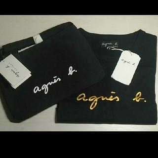 agnes b. - アニエスベー サコッシュバッグ&Tシャツ