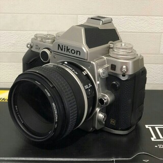 Nikon - ニコン Nikon Df Lens kit [Special Edition]