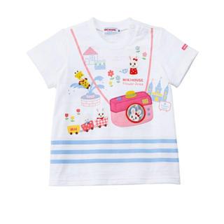 mikihouse - 【100サイズ】ミキハウス テーマパーク半袖Tシャツ