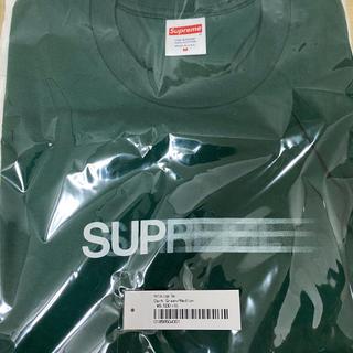 シュプリーム(Supreme)の【M】Supreme Motion Logo Tee モーション ロゴ(Tシャツ/カットソー(半袖/袖なし))