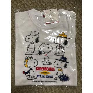 familiar - ファミリア スヌーピー Tシャツ 100 新品