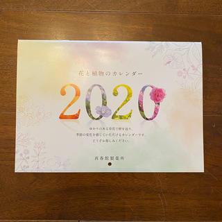 未使用品 2020 再春館製薬所 カレンダー