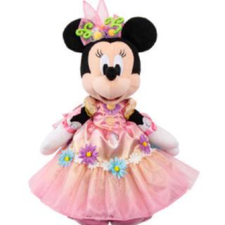 Disney - ミニー ぬいぐるみ*ベリーベリーミニー ヒピホピ