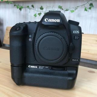 Canon - CanonEOS 5DMARK2 一眼レフカメラ ボディ バッテリーグリップ付