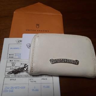 クロムハーツ(Chrome Hearts)のクロムハーツ コインケース 財布 インボイス原本 カード(折り財布)